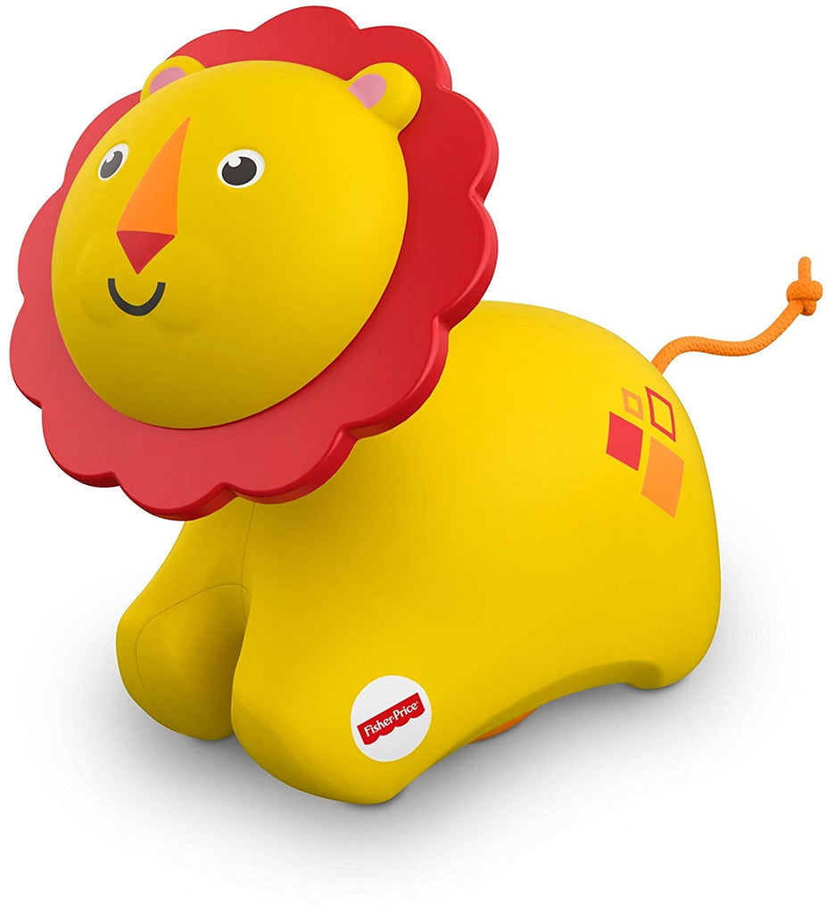 Fisher-Price Roller Lion