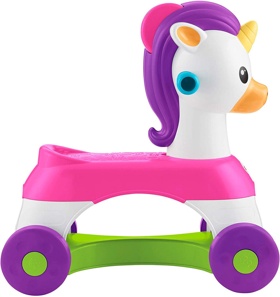 Rollin' Tunes Unicorn with Music, Phrases, & Sounds