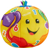Fisher-Price Laugh & Learn Kick & Learn Soccer Ball