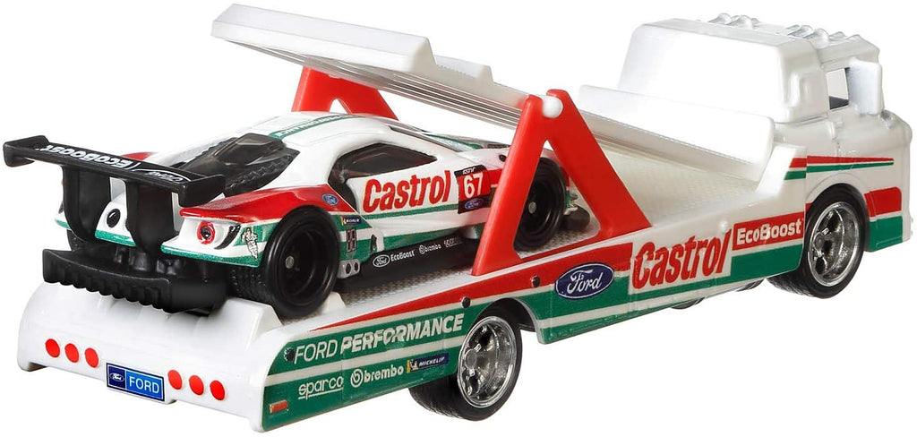 Hot Wheels Ford C800 Vehicle