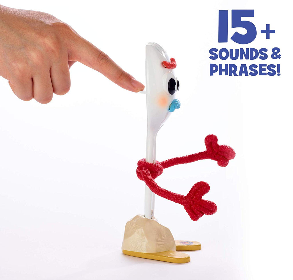 Disney Pixar Toy Story True Talkers Forky Figure
