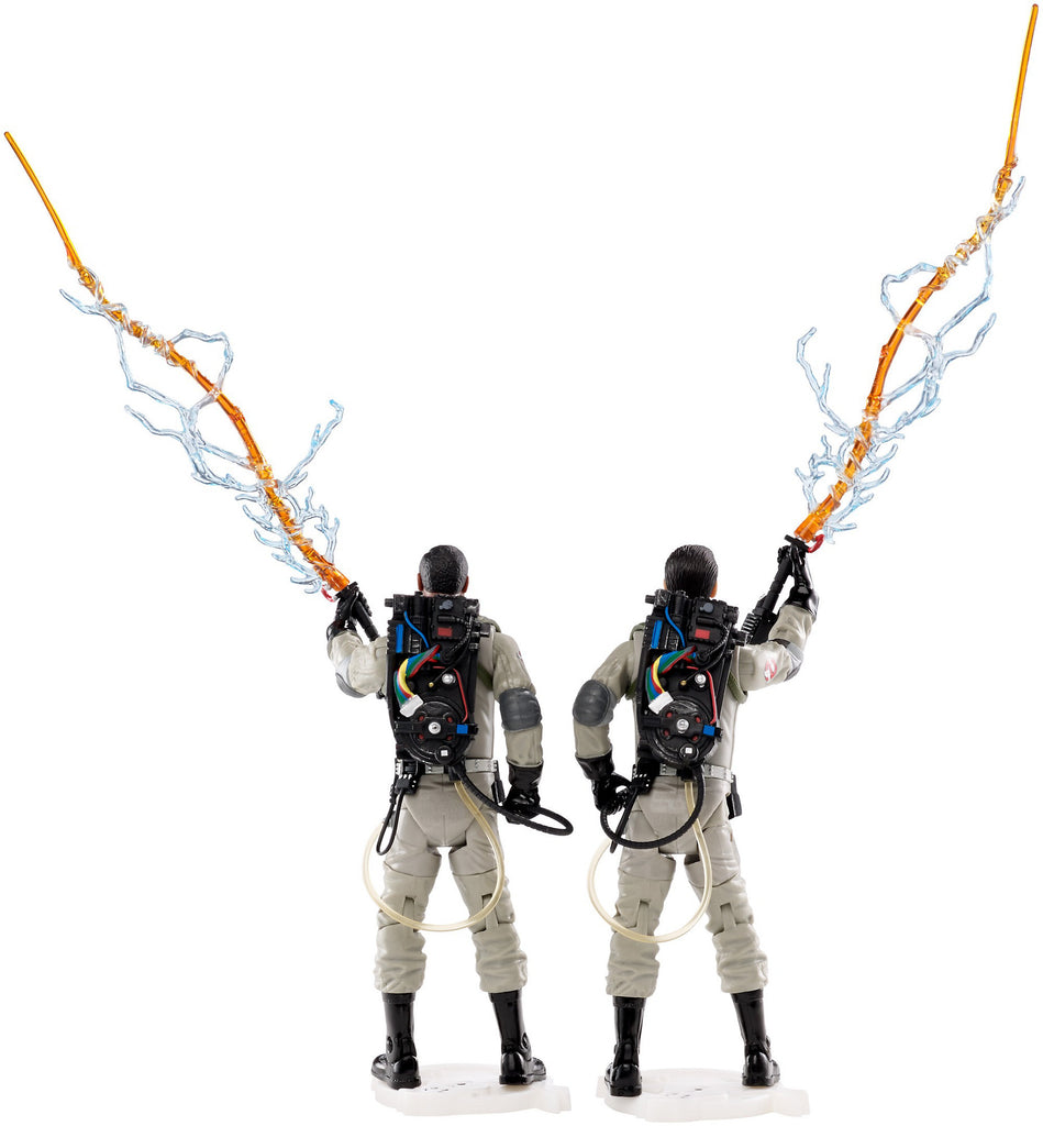 Ghostbusters Ray Stantz and Winston Zeddemore Figure