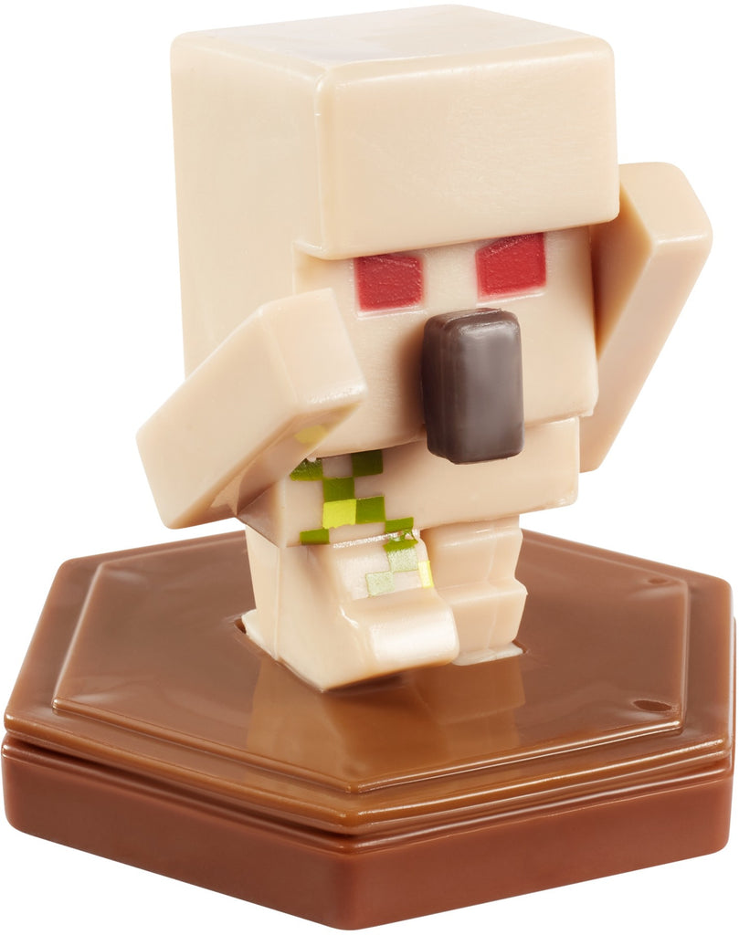Minecraft Earth Boost Enraged Golem Figure