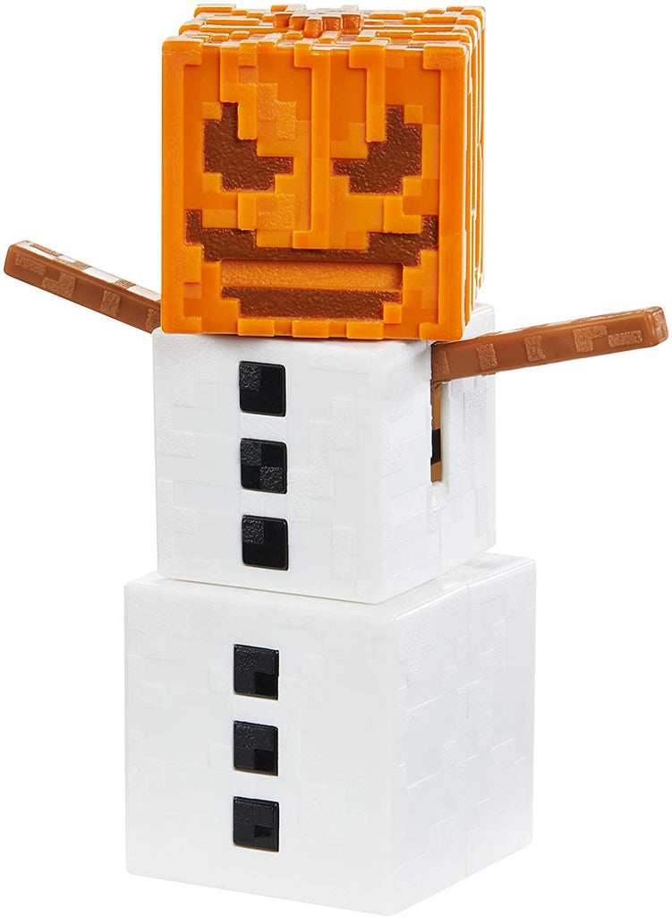 Minecraft Earth Snow Golem Figure