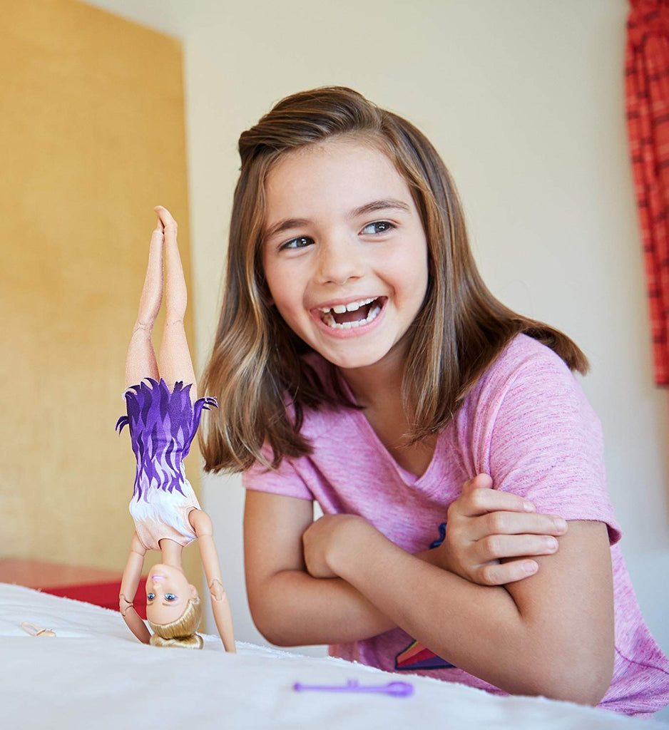 Barbie Made to Move Rhythmic Gymnast Doll