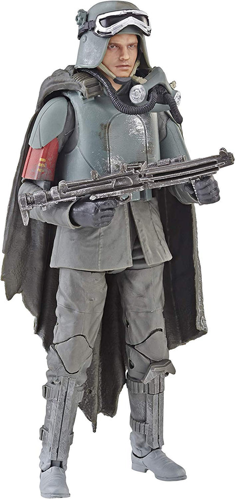 Star Wars The Black Series Han Solo 6 inch Figure