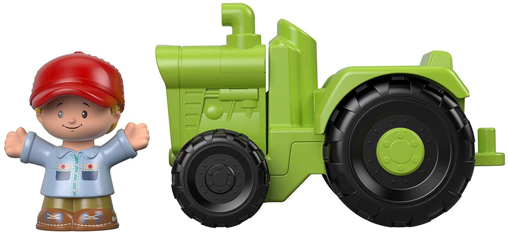 Little People Helpful Harvester Tractor
