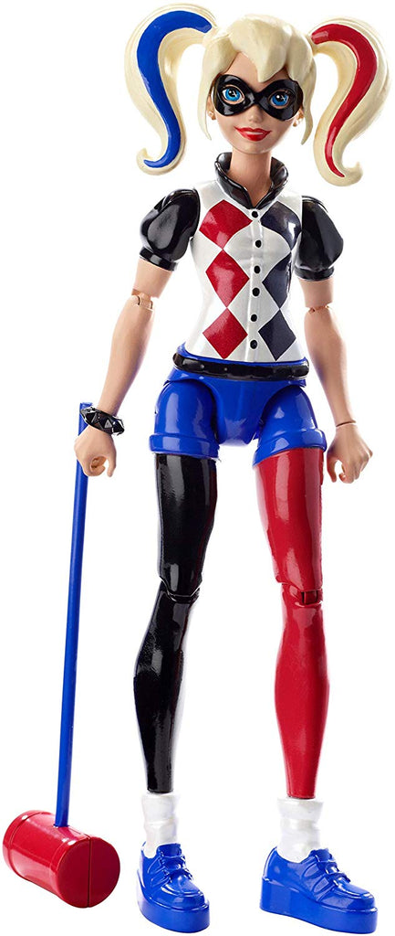"DC Super Hero Girls Harley Quinn 6"" Action Figure"