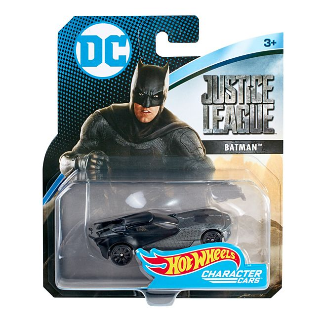 Hot Wheels DC Universe Batman Vehicle