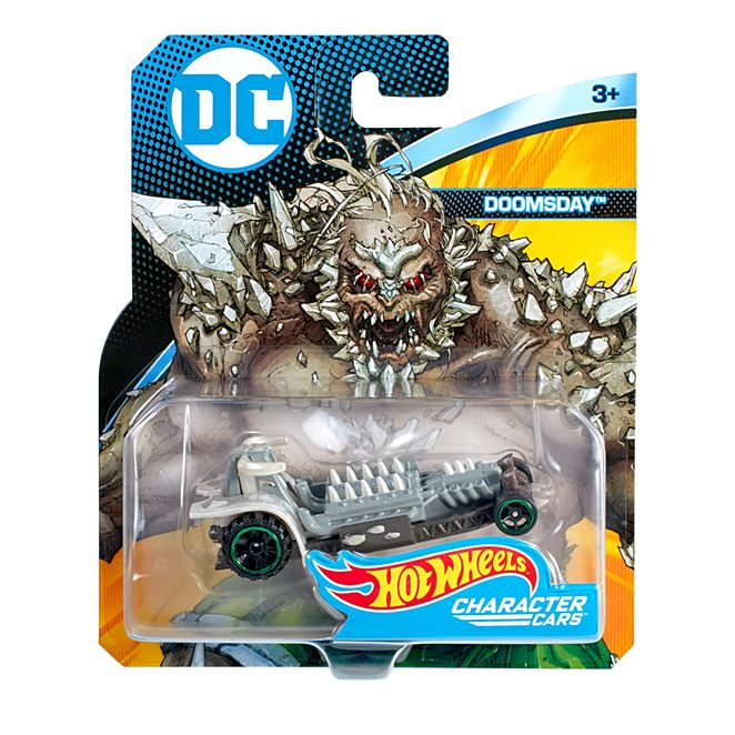 Hot Wheels DC Universe Doomsday Vehicle