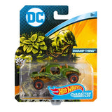 Hot Wheels Universe Swamp Thing Vehicle