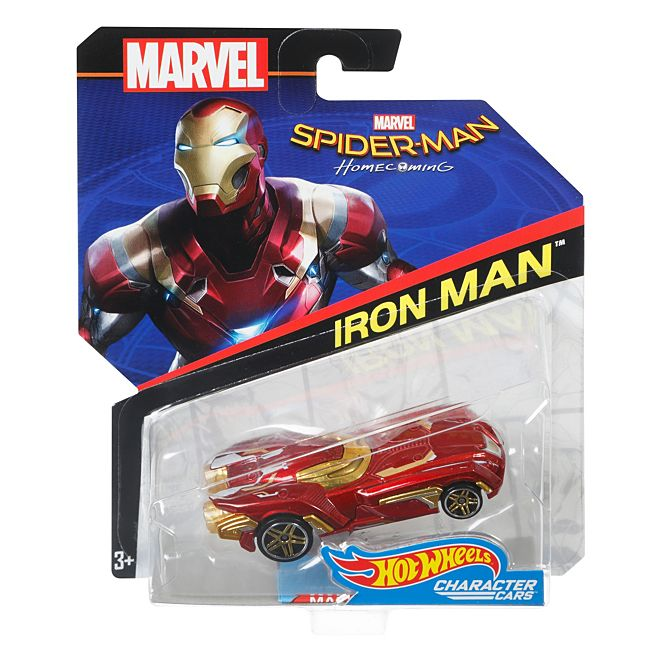 Hot Wheels Marvel Iron Man XLVI Vehicle