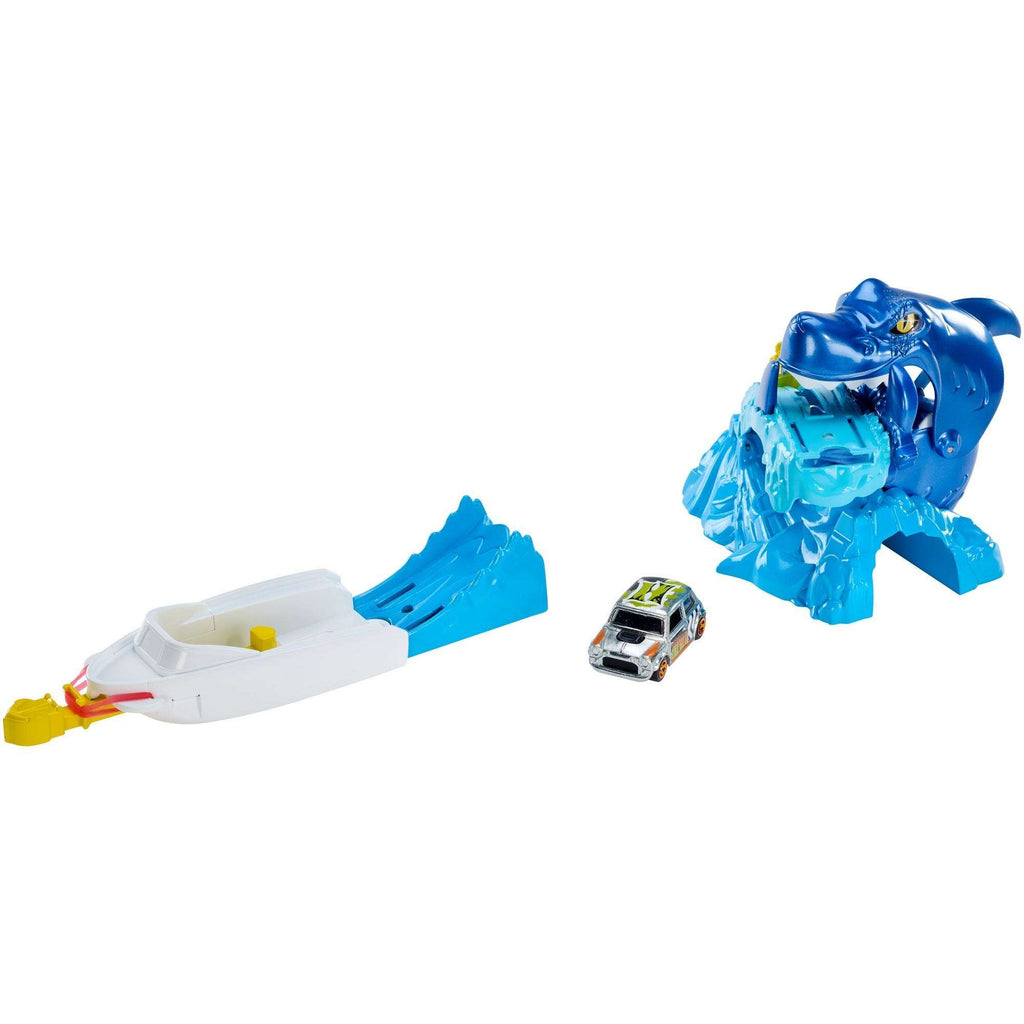 Hot Wheels Shark Bait Play Set