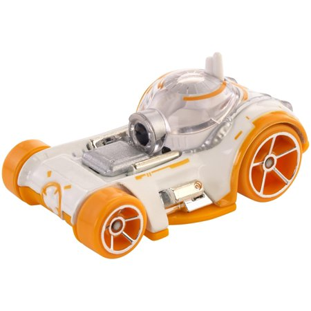 Hot Wheels Star Wars BB-8 Character Car