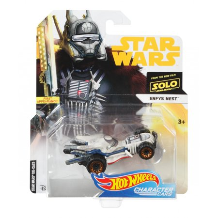 Hot Wheels Star Wars Han Solo Nemesis Character Car