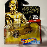 Hot Wheels C3PO Character Cars 1:64 Scale