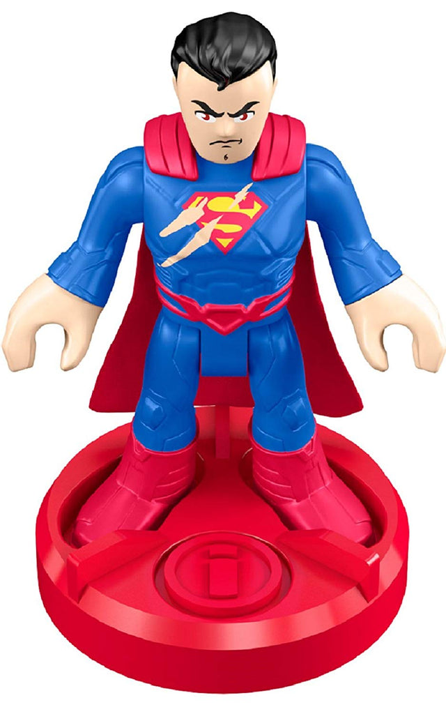 Imaginext DC Super Friends Feature Villain Doomsday and Superman