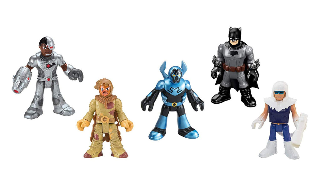Imaginext DC Super Friends Figure Pack