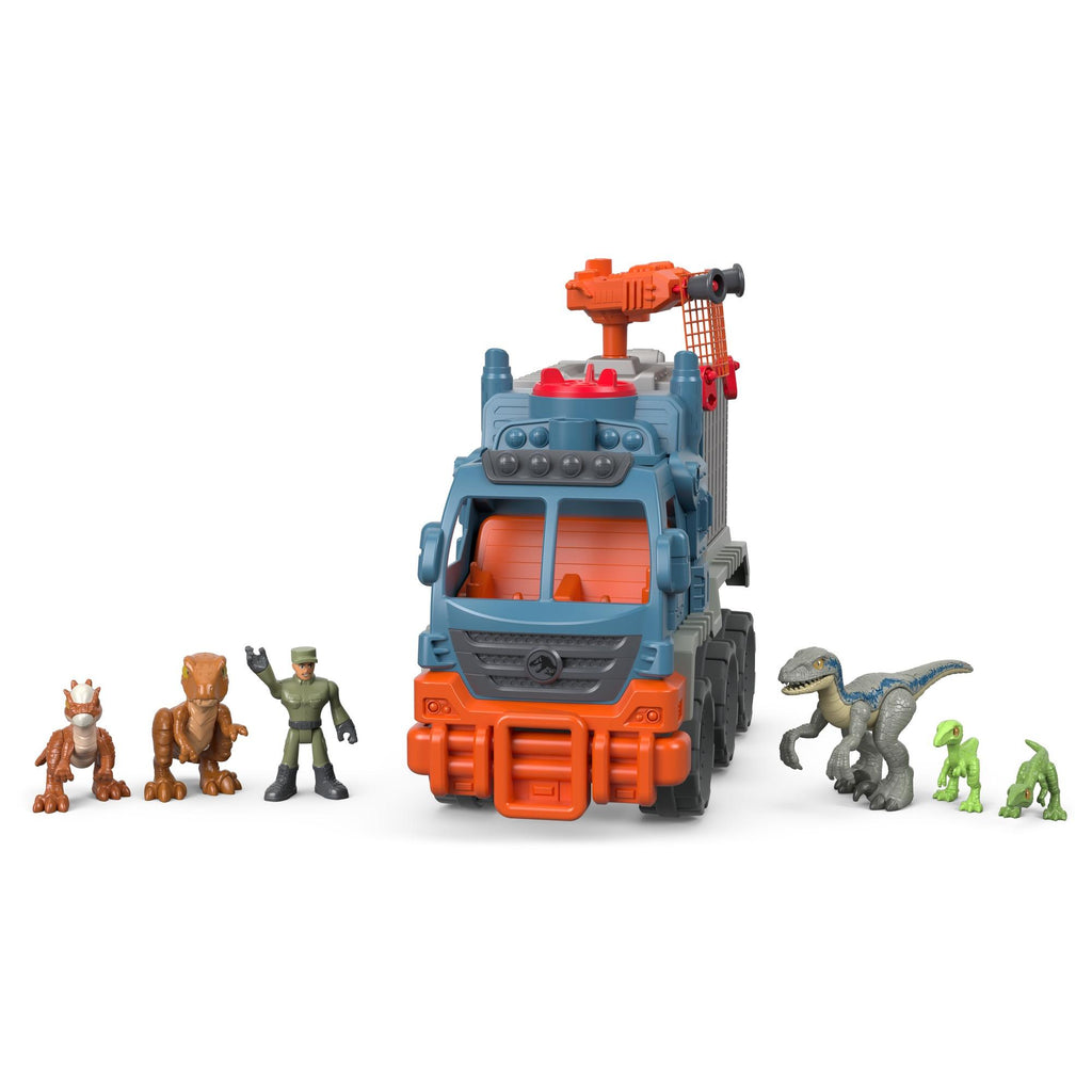 Imaginext Jurassic World Dinosaur Hauler
