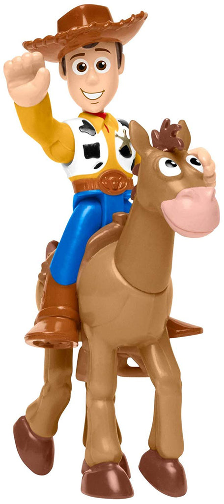 Imaginext Toy Story Woody & Bullseye