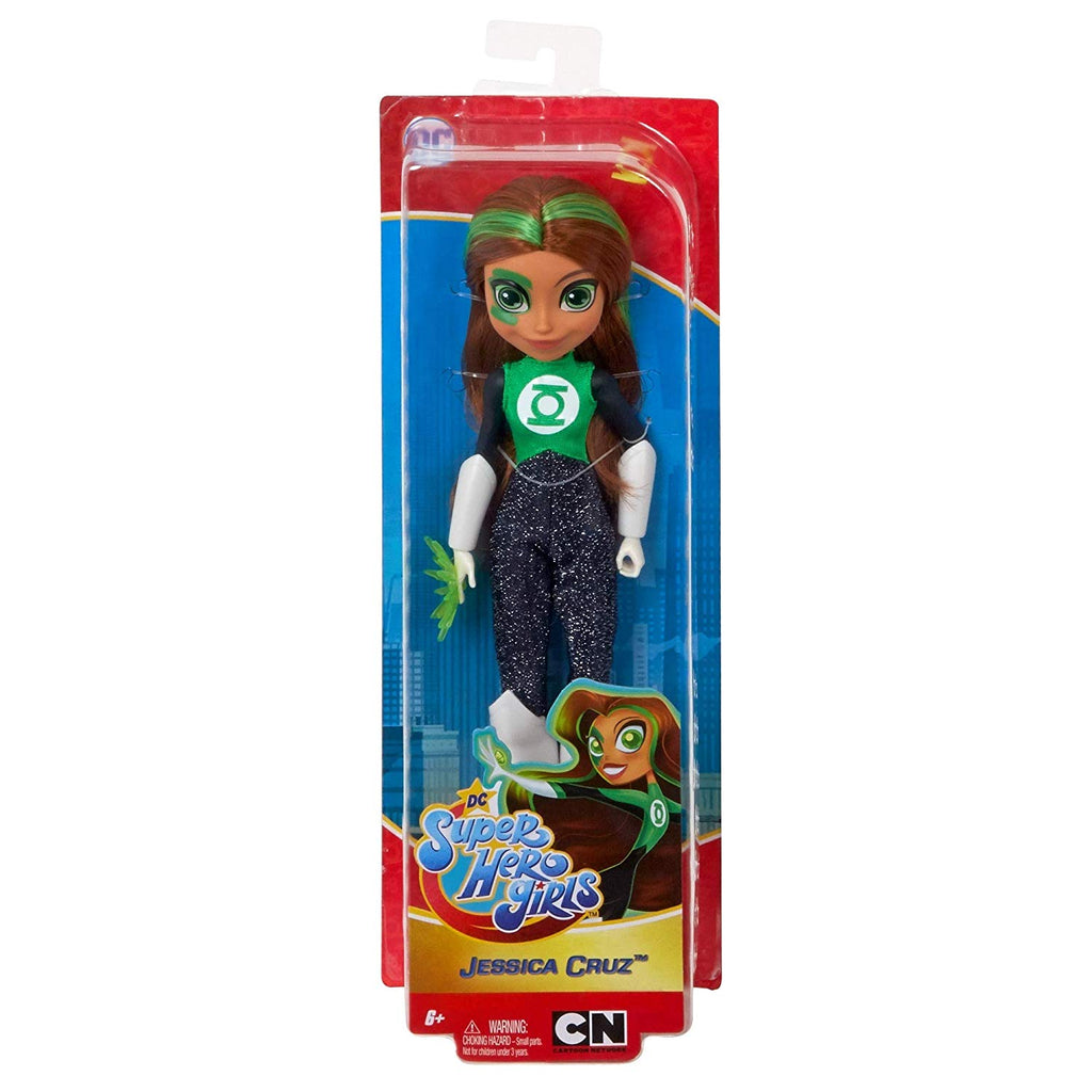 DC Super Hero Girls Jessica Cruz Doll