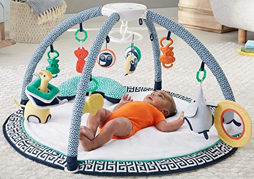 Jonathan Adler Sensory Gym Refresh