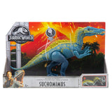 Jurassic World Action Attack Suchomimus Figure