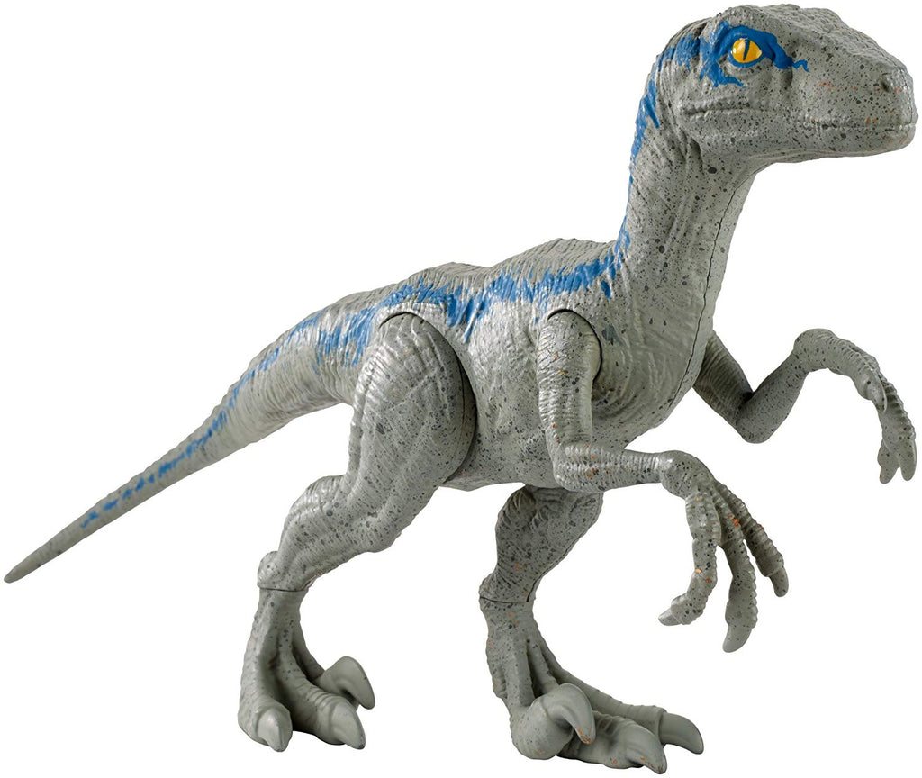 "Jurassic World Fallen Kingdom Velociraptor ""Blue"" Action Figure"