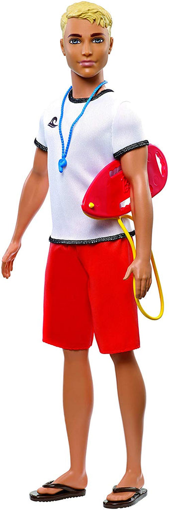 Barbie Careers Ken Lifeguard Doll