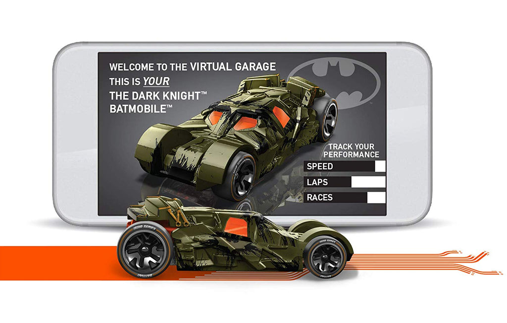 Hot Wheels id The Dark Knight Batmobile