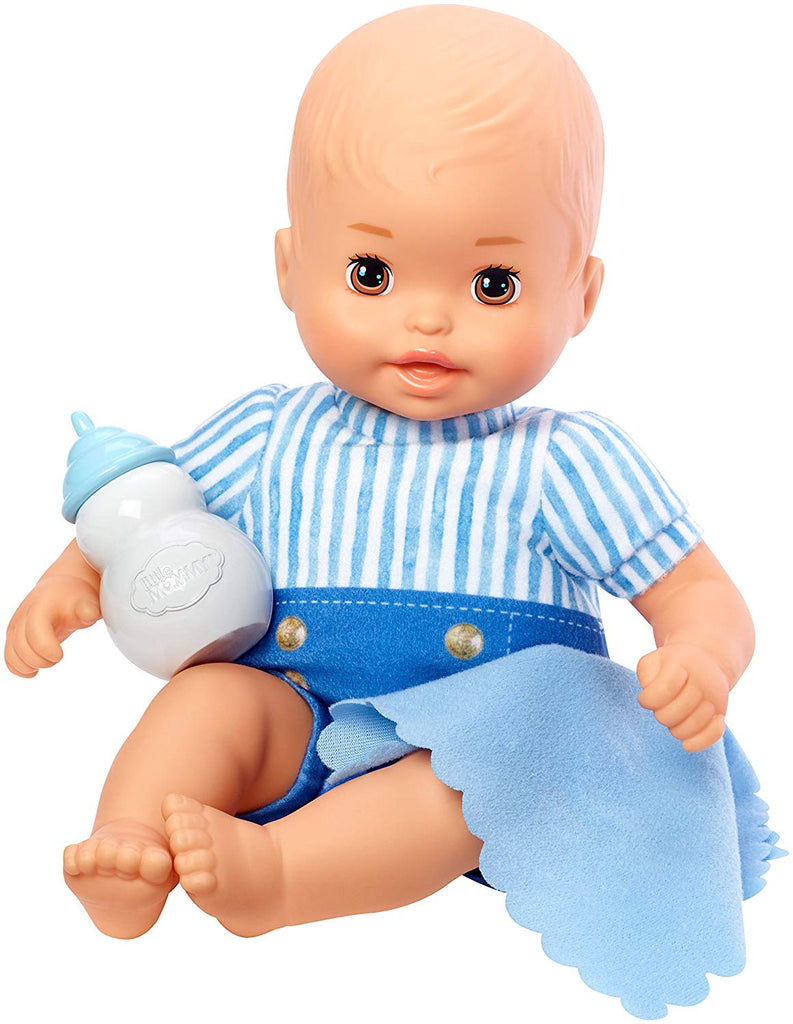 Little Mommy Baby So New Boy Doll