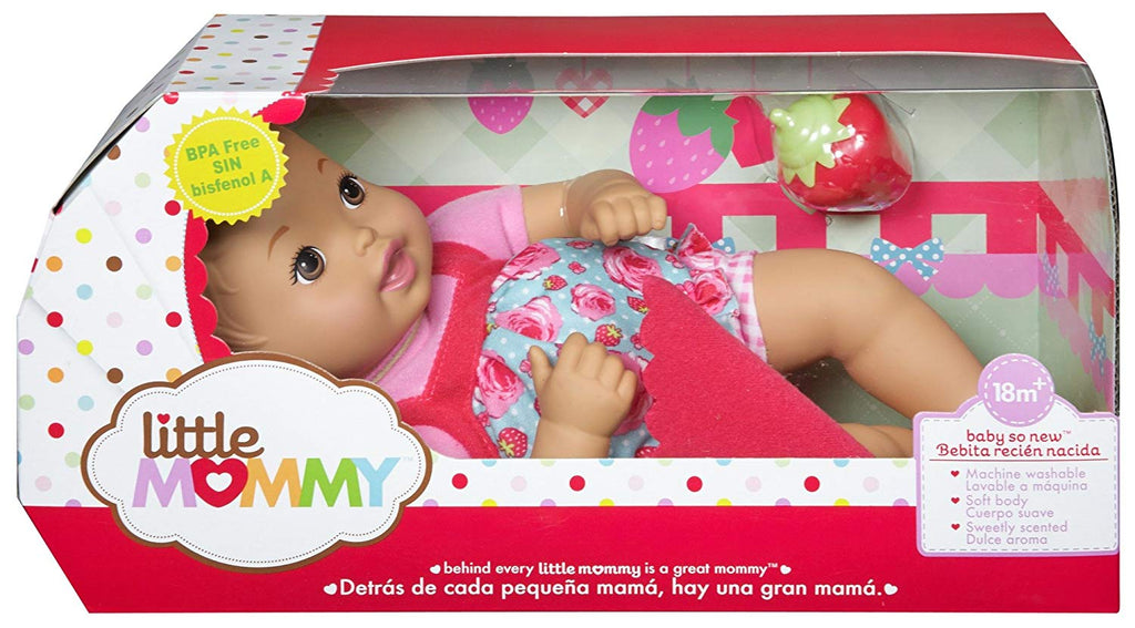 Little Mommy Baby So New Picnic Bloomer Doll