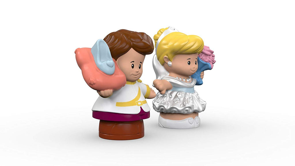 Little People Disney Princess, Cinderella & Prince Charming