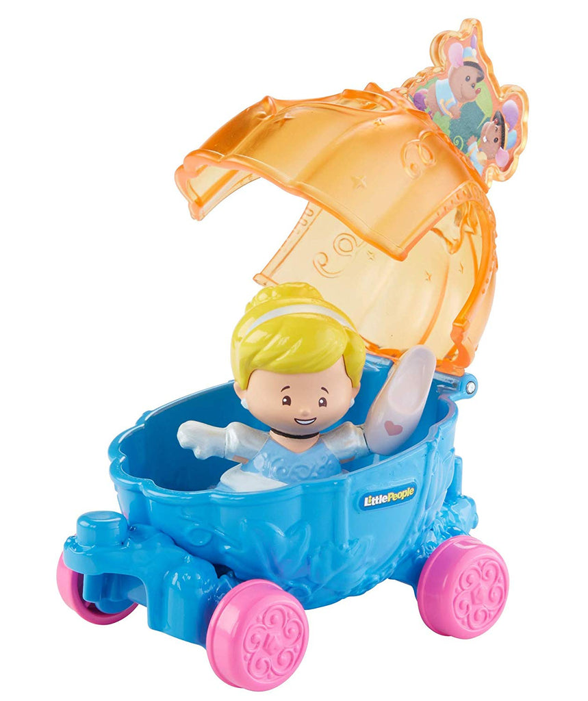 Little People Disney Princess, Parade Cinderella & Pals Float