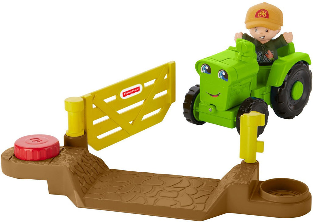 Little People Vehicle Tractor, Small