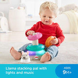 Linkimals Lights & Colors Llama Musical Stacking Toy