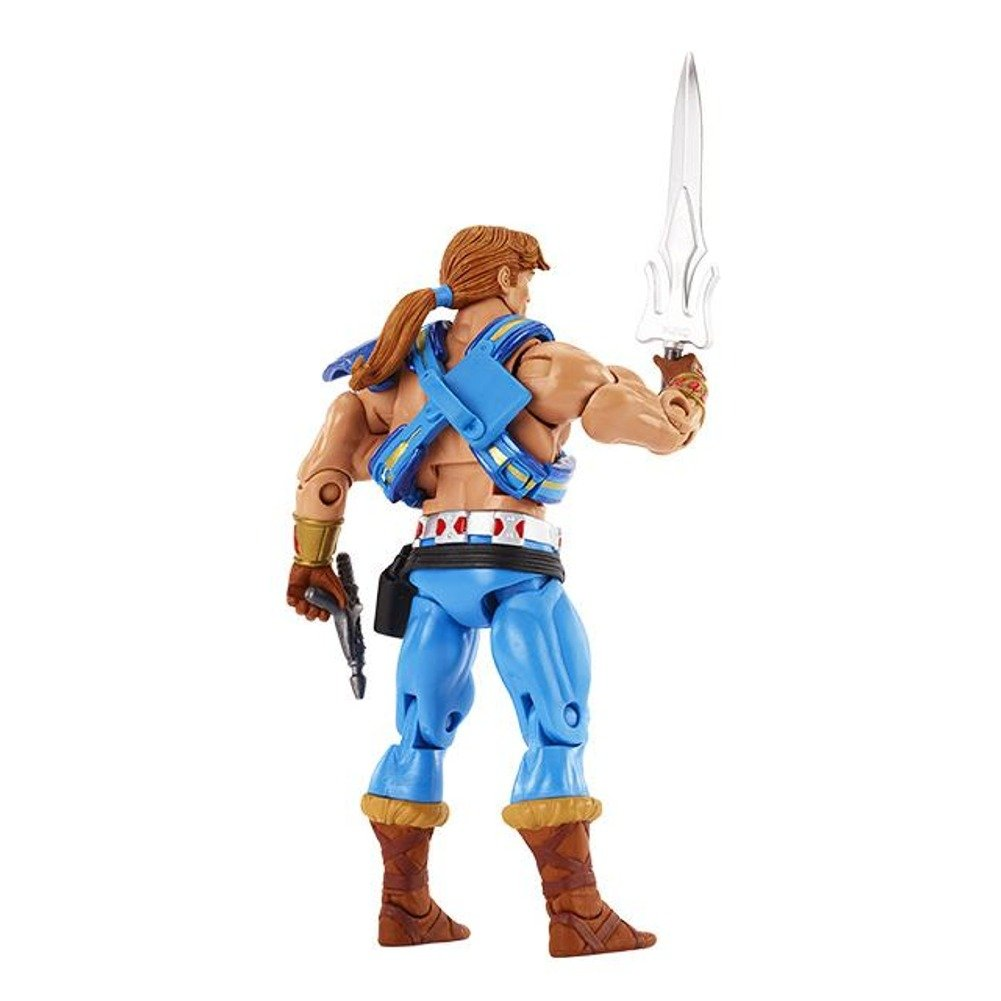 Masters of the Universe Classics Club Eternia He-Ro II Action Figure