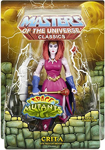 Masters of the Universe Classics Crita of the Space Mutants