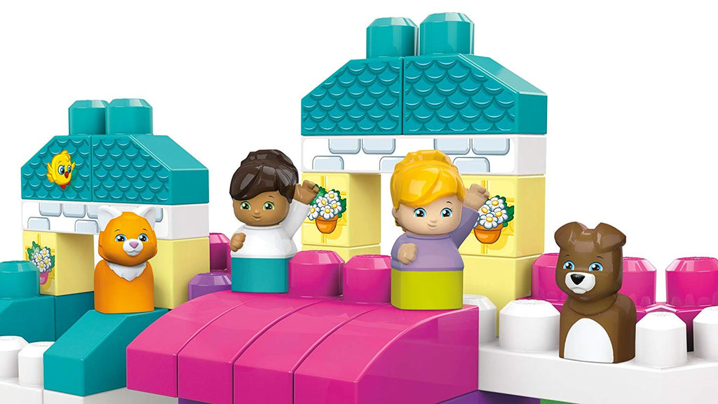 Mega Bloks Buddy Cozy Cottage Bulding Set