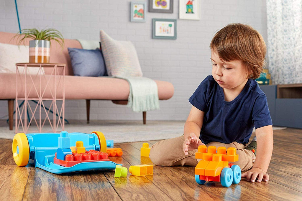 Mega Bloks Building Basics Take Along Builder Set