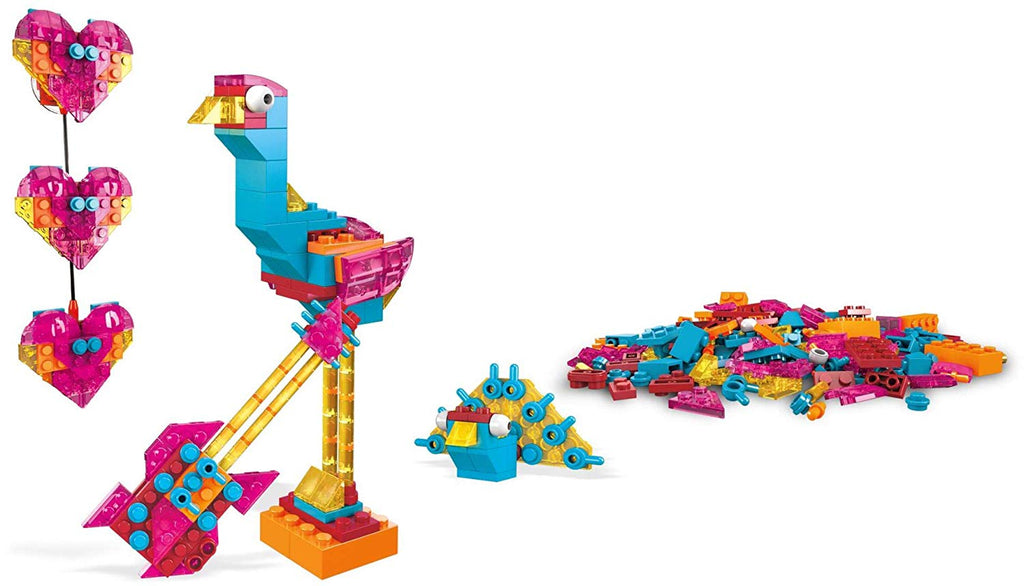 Mega Construx Inventions Candy Brick Building Set