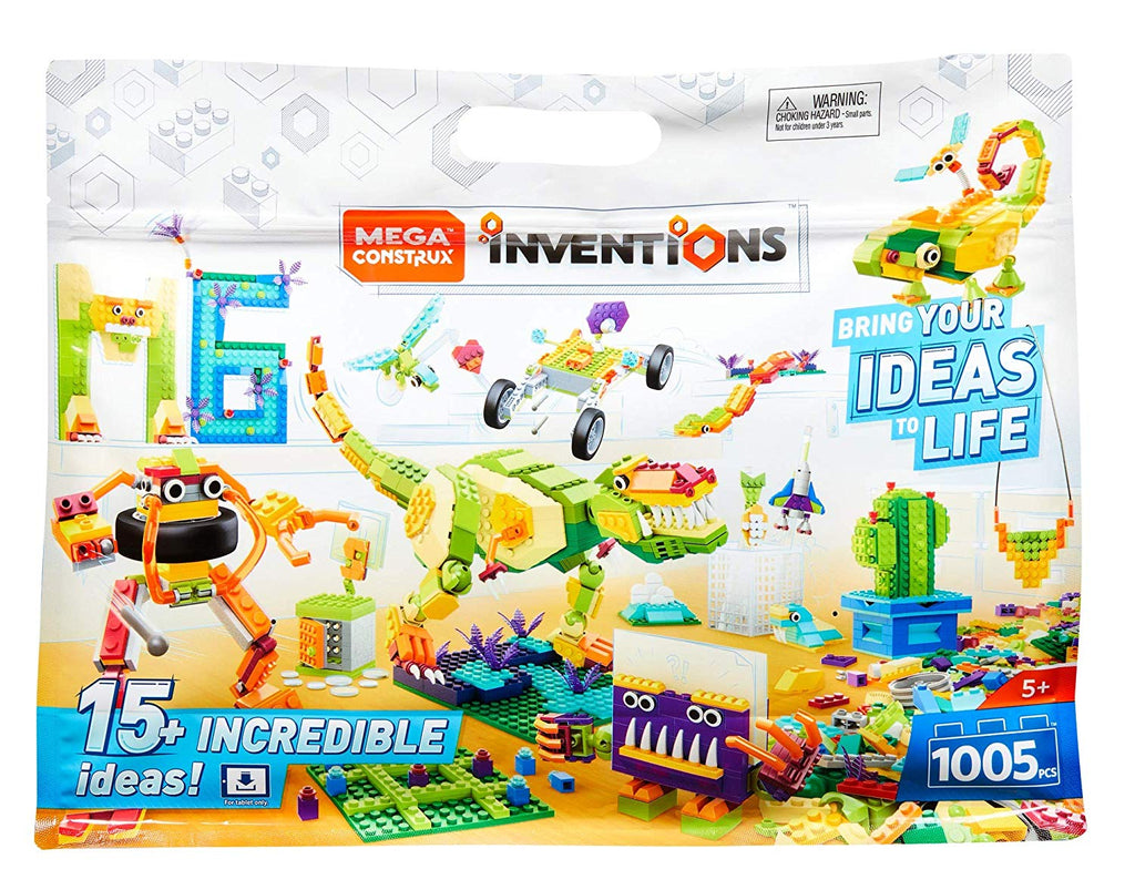 Mega Construx Inventions Deluxe Pack