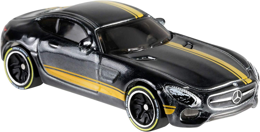 Hot Wheels id 2016 Mercedes AMG GT Speed Demons
