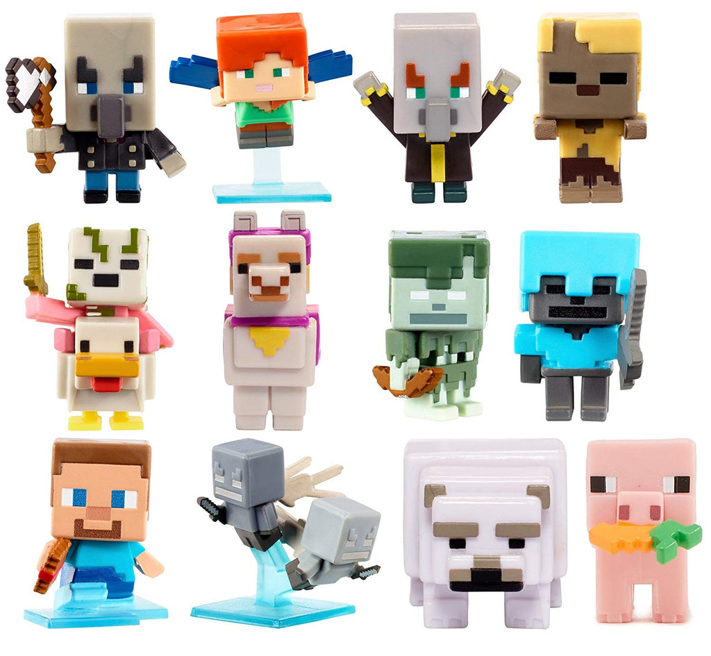 Minecraft Build-A-Mini Figure Assortment