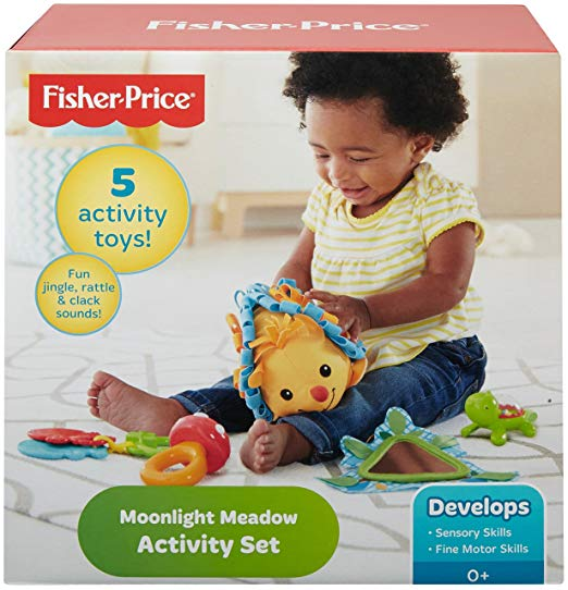 Moonlight Meadow Activity Set, 5 Pack