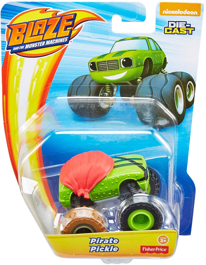 Nickelodeon Blaze & The Monster Machines Pirate Pickle