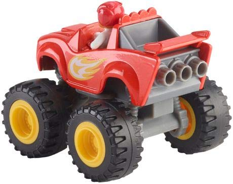 Nickelodeon Blaze & The Monster Machines, Blaze & Aj