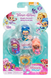 Shimmer & Shine, Teenie Genies, Magic Carpet Ring Playset Includes Adara, Shine, Izanna