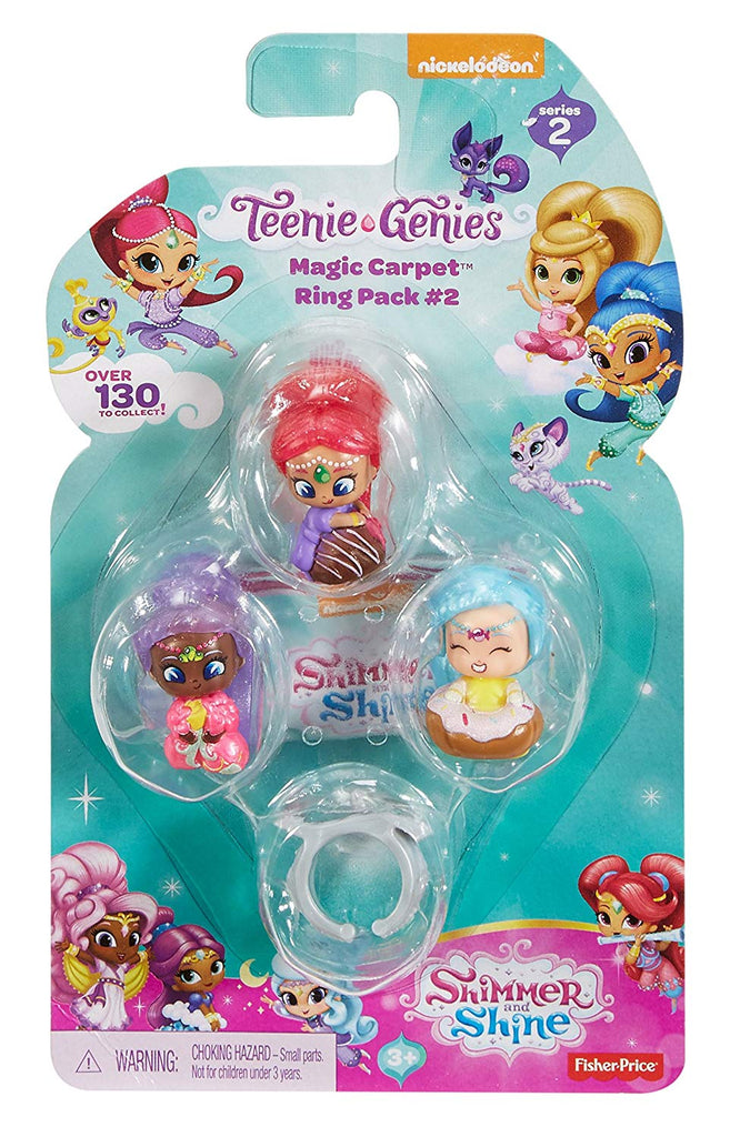 Nickelodeon Shimmer & Shine,Includes Aleela, Shimmer, Aija