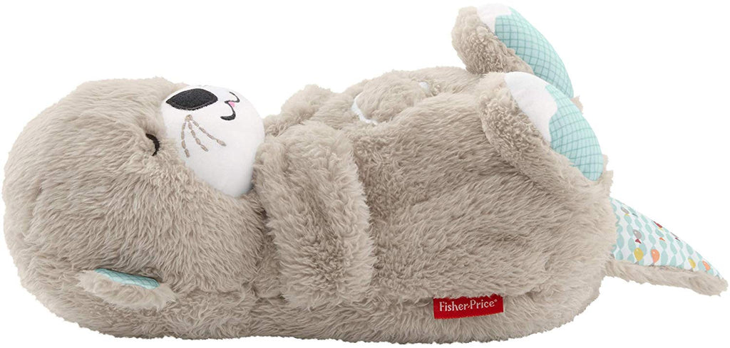 Fisher-Price Soothe n Snuggle Otter with Rhythmic Breathing Motions